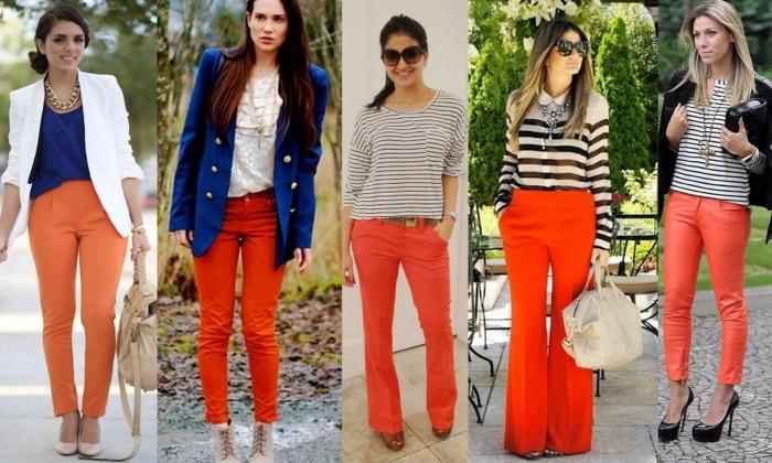 calça laranja1