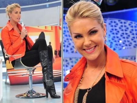 jacket-orange-laranja-jaqueta-blazer-casaco-coral-abobora-cor-moda-trend-fashion-famosas-usam-moderno-estilo-look-montar-como-preto-botas-com-ana_Hickmann_